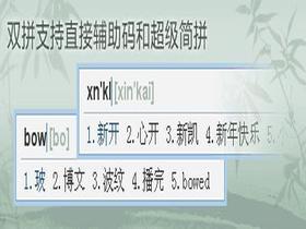 QQ拼音4.1预览版下载