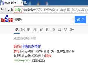 百度搜索引擎启用强制HTTPS加密访问