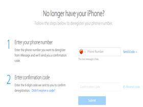 怎样取消iMessage与手机号码绑定