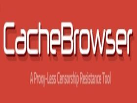 CacheBrowser借助CDN技术实现科学上网
