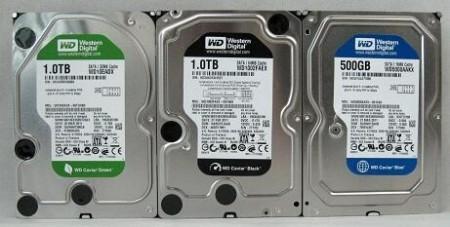 """西部数据绿盘""""换标""""并入蓝盘后怎样区分绿盘和蓝盘"""