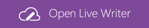 Windows Live Writer博客工具开源更命名为Open Live Writer