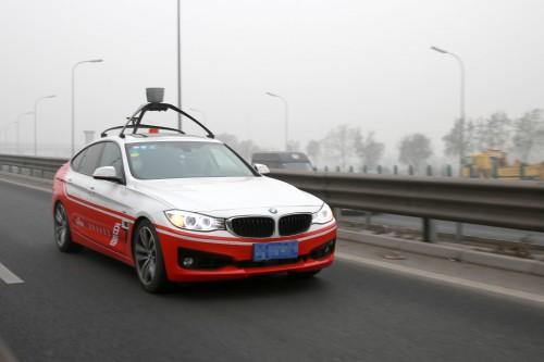 百度开发出自动驾驶汽车 推进智能驾驶技术在国内的发展