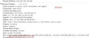 Chrome浏览器无法命中阿里云CDN缓存的分析