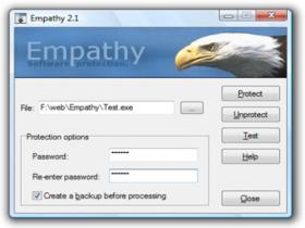 Empathy:免费为电脑上的软件加个密码