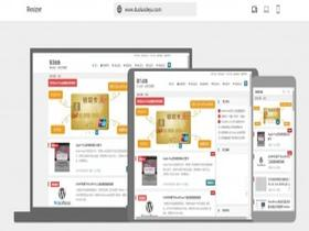 Google推出响应式网站免费加载测试平台Resizer
