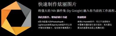 Photoshop插件滤镜Nik插件集免费下载