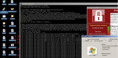 WanaKiwi:适用于多版本Windows的WannaCry勒索软件解密工具