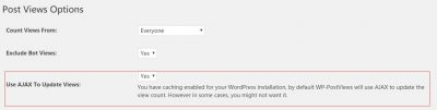使用CDN后WP-PostViews插件不计数的解决办法