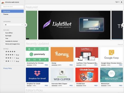 Chrome 停止支持通过第三方网站安装Chrome扩展