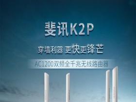 斐讯K2P常用固件分享