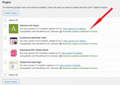 WordPress主题和插件添将支持自动更新功能